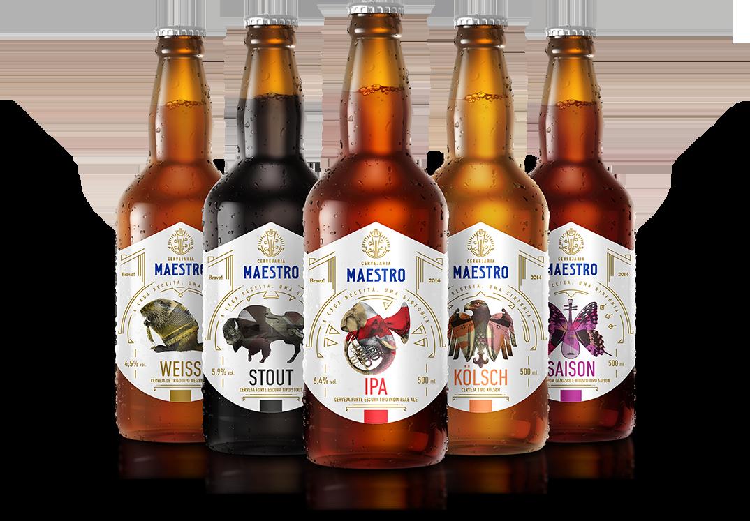 Cervejaria Maestro - A primeira cerveja artesanal ...
